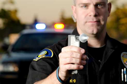 How Roadside Drug Tests Are Conducted for an Impaired Driving Offence