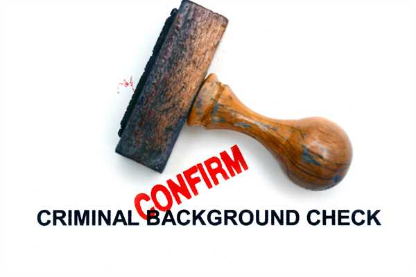 how to get a criminal record check